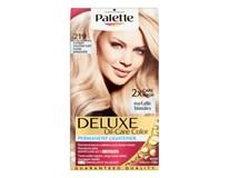 Pallette Deluxe 219 platinová blond farba na vlasy 1x1 ks