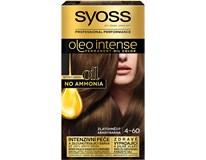 Syoss Oleo Intense 4-60 zlatohnedý farba na vlasy 1x1 ks