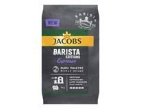 Jacobs Barista Espresso káva zrnková 1x1 kg