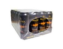 Semtex Long energetický nápoj 24x500 ml PLECH