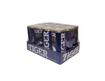 Tiger Double Coffee energetický nápoj 12x250 ml PLECH