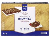 Metro Chef Brownie 16 kúskov mraz. 1x1000 g