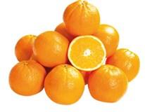 Pomaranče Valencia Late 4/5 I. čerstvé 1x9 kg