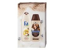 Kazeta Fa Cream&Oil + Schauma Woman 1x1ks