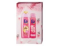 Fa Magil Oil sprchový gél 250ml + Fa Pink Passion deodorant 150 ml