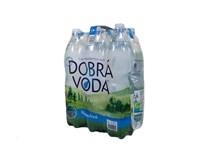 Dobrá Voda pramenitá minerálna voda neperlivá 6x1,5 l