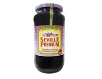 Seville Premium Olivy čierne bezkôstky 1x935 g
