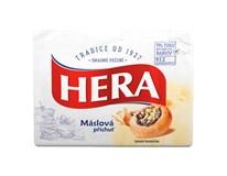 Hera Maslová príchuť rastlinný tuk chlad. 40x250 g