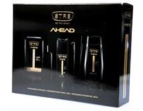Kazeta STR8 Ahead ASL 50ml + deodorant 150ml + sprchový gél 250ml 1x1ks