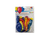 Balóny 30 cm mix farieb 1x10 ks