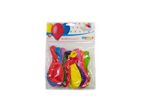 Balóny 26 cm mix farieb 1x10 ks