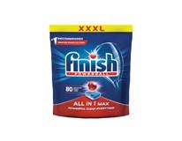 Finish Powerball All in 1 Max tablety do umývačky riadu 80ks 1x1 ks
