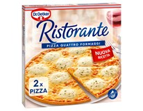Dr. Oetker Ristorante Pizza Quattro Formaggi Duopack mraz. 1x680 g