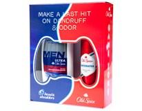 Kazeta Head&Shoulders šampón + Old Spice deodorant 1x1ks
