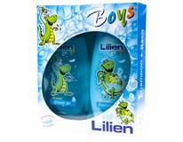Kazeta Lilien Kids Boy sprchový gél+ šampón 1x1ks