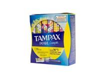 Tampax tampóny Compak Pearl Regular 1x8 ks