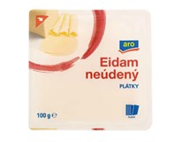 ARO Eidam neúdený plátky 45% chlad. 10x100 g