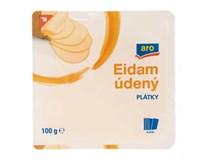 ARO Eidam údený plátky 45% chlad. 10x100 g