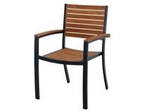 Záhradná stolička hliníková Kalama Metro Professional 1 ks