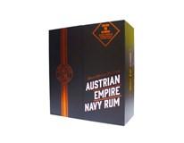 Albert Michler Austrian Empire Navy Rum 18 y.o. 40% 1x700 ml+ 2 poháre