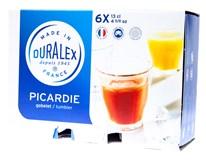 Súprava pohárov Picardie Duralex 130 ml 6 ks