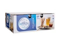 Súprava pohárov Picardie Duralex 310 ml 6 ks