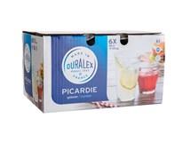 Súprava pohárov Picardie Duralex 500ml 6ks