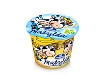 Matylda BIO tvaroh s jogurtom mix malina,banán chlad. 1x90 g