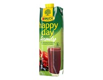 Rauch Happy Day džús multivitamin red 12x1 l