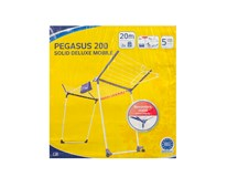 Sušiak na bielizeň Pegasus 200 Solid Deluxe Mobile Leifheit 1 ks