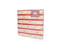 Obrúsky papierové Snowflakes 3-vrstvové 33 cm Harmony 1x20 ks