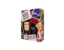 Bacardi Oakheart Spiced Rum s pohárom 35% 1x700 ml