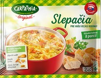 Carpathia Original Plný hrniec Slepačia polievka 1x120 g