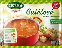 Carpathia Original Plný hrniec Gulášová polievka 1x130 g