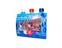 Sodastream Fľaše 30.rokov slobody 3x1 l limitovaná edícia