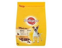 Pedigree Vital Mini hydina so zeleninou granule 1x2 kg
