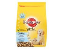 Pedigree Vital Junior kuracie mäso s ryžou granule 1x3 kg