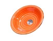Tanier polievkový Louise 21 cm oranžový Tognana 1ks