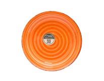 Tanier dezertný Louise 19 cm oranžový Tognana 1ks