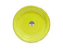 Tanier plytký Louise 27 cm zelený Tognana 1ks