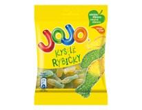 Jojo Kyslé rybičky cukríky 1x80 g