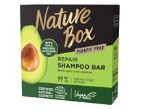 Nature Box Tuhý šampón Avokádo 1x85 g