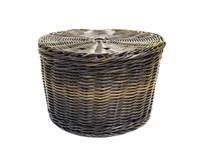 Košík na vajíčka 26 cm čierny APS 1 ks