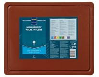 Doska na krájanie HACCP GN1/2 hnedá Metro Professional 1 ks