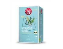 Teekanne Luxury Cups Vitalizing Herbs BIO 1x40 g