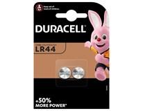 Batérie LR44 Duracell 2ks