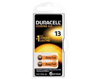 Batérie Hearing Aid 13 Duracell 6ks