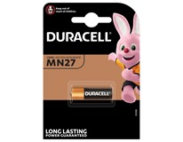 Batérie MN27 Duracell 1ks