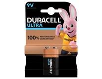 Batérie Ultra 9V Duracell 1ks