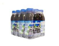 Relax Čierna ríbezľa 12x300 ml PET